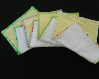Infant Burp Cloth