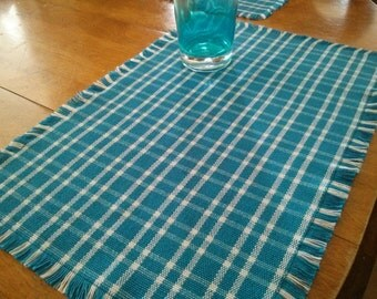 Handwoven Placemats  (set of 2)