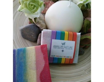 "Handmade soap ""The pride of SOAP"" (Handmade soap ""What pride soap"")"