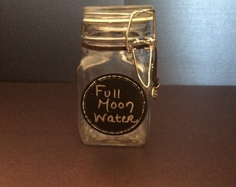 Full Moon Magick Water