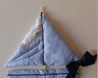 stitchable baby boat