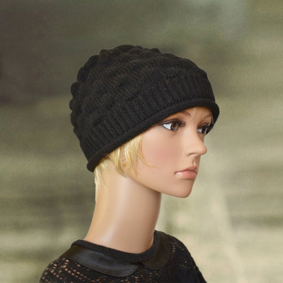 wool winter hats womens winter hats black knit beanie warm