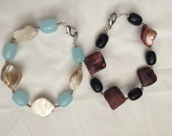 Beaded Bracelets (2)