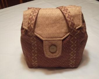 My Favorite Quilted Shoulder Bag