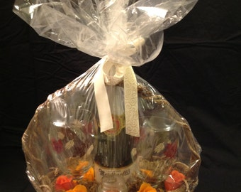 Fall Romance Basket