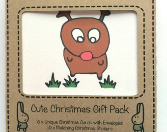 Cute Christmas Gift Pack