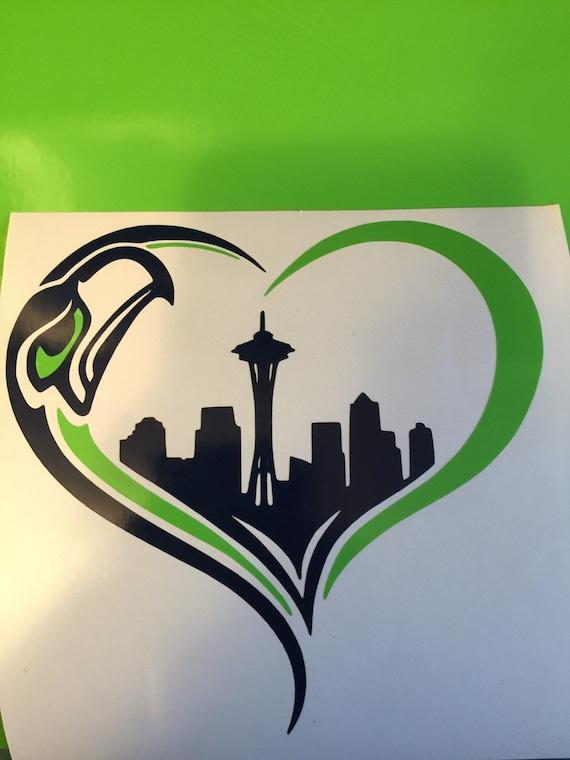 Seahawks Logo Vector