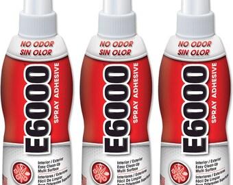 E6000 Spray 8 oz