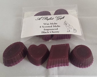 Melts - Black Cherry Packet of 4