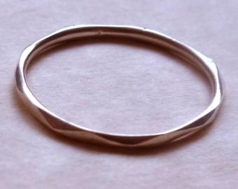 Sivler sterling ring (925)