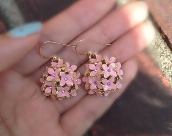 Flower Bouquets Earring