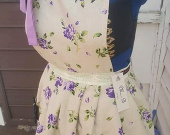 Handmade ladies apron