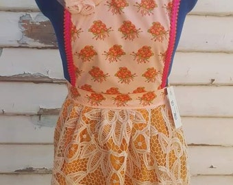 Ladies handmade apron