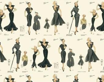 Rossi Women's Fashion Paper