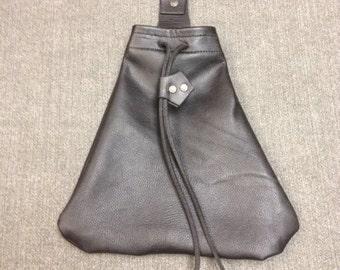 Leather pouch/purse