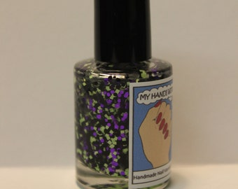 The Riddler - Nail Polish