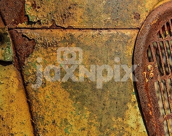 Number Six in the ''Rusted Art'' series