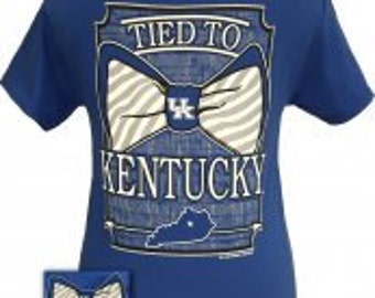 Collegiate University of kentucky Tee