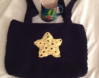 Handmade custom star bag