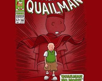 Doug cartoon shirt | Etsy Quailman Q