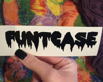 Funtcase Vinyl Decal