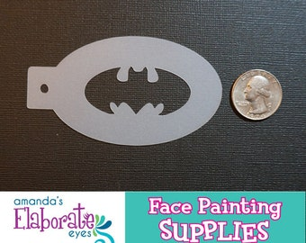 BAT - Face Painting Stencil (Mini)
