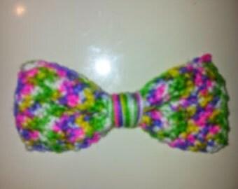 Pretty Crochet Bows