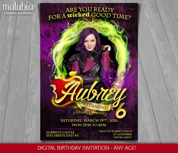 Neon Party Invitation for best invitations layout