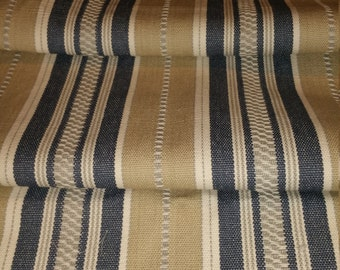 Stripe Woven Fabric Upholstery weight