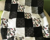 Star Wars The Force Awakens Quilt/Throw
