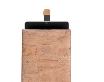 Natural Cork I Pad case