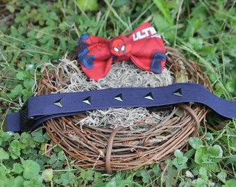 Character Bowtie and Belt Set