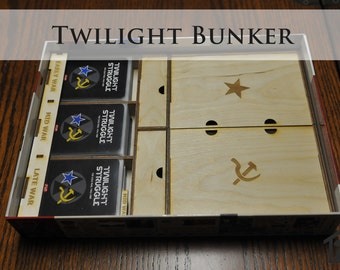 Twilight Bunker  compatible with Twilight Struggle™