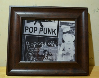 Pop Punk 8x10 Framed Print