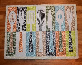 Custom Designed Mosaics.