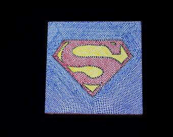 Superman Comic Wall Art