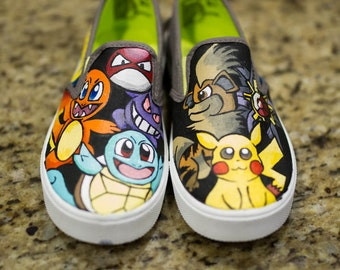 Pokemon Shoes!