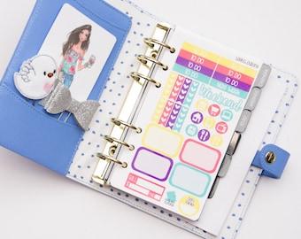 P8-Back to Basics Personal Planner Sticker Kit