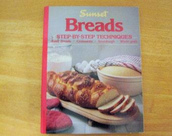 Sunset Breads Cookbook