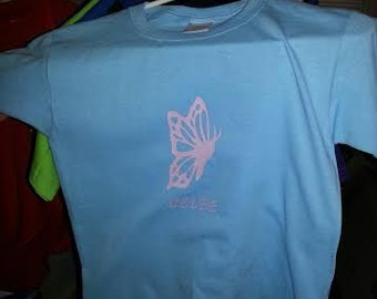 Butterly Shirts