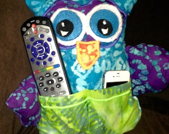 Soft Owl Pillow Pet Couch Buddy