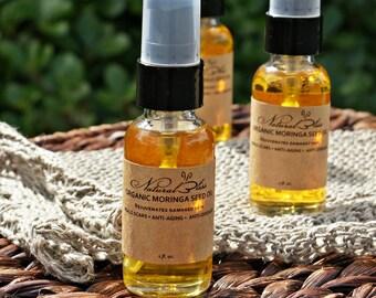 Pure Organic Virgin Moringa Seed Oil | Pure & Unrefined