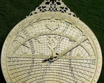 Astrolabe to Al - Sarraj