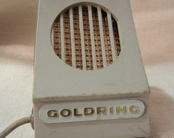 Goldring Vintage microphone