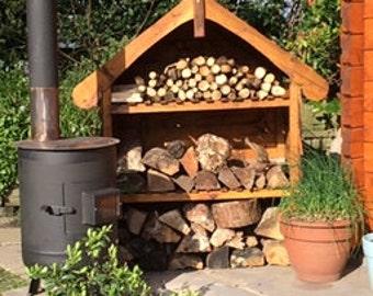 Handmade Log Store
