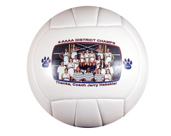 Custom Photo Volleyball