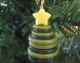 Button Tree Ornament Kit