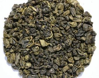 Organic Gunpowder Tea