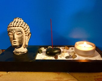 Buddha Zen Garden Office