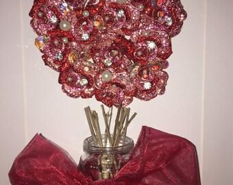 Roses a bakers dozen